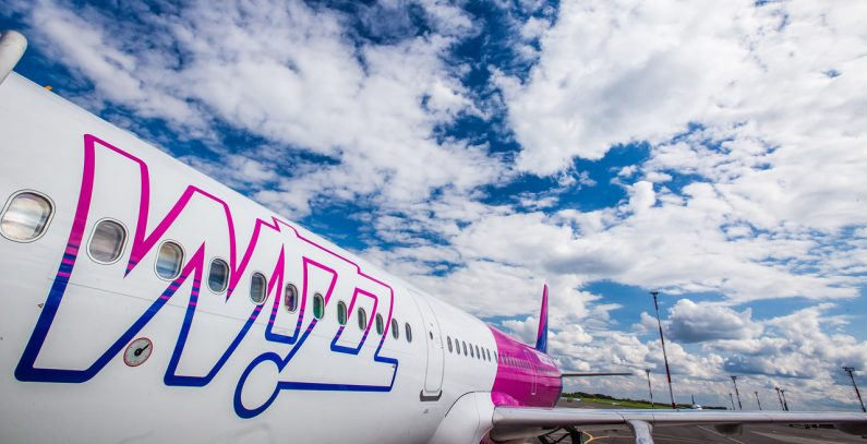 Wizz Air says greenest airline in EU amid growing rumors of new carbon tax