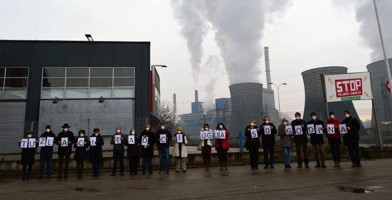 air pollution Tuzla