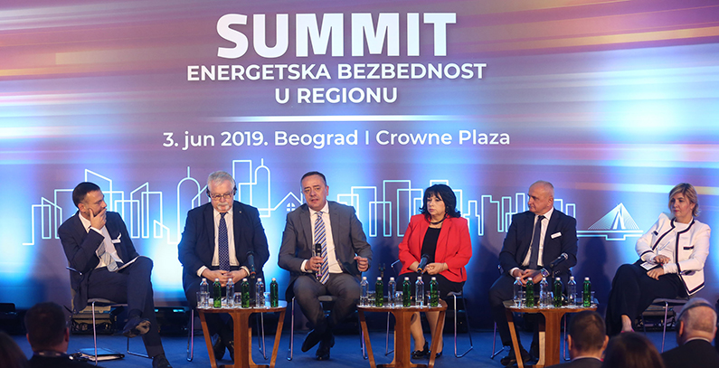 Ministers on region's energy transition: Countries have right to choose their own energy mix