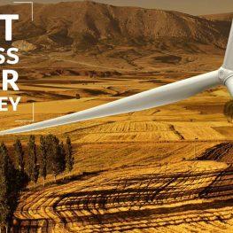 GE Turkey wind turbines