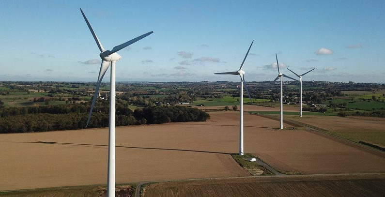 New wind installations up in Europe in H1 but Germany drives onshore down