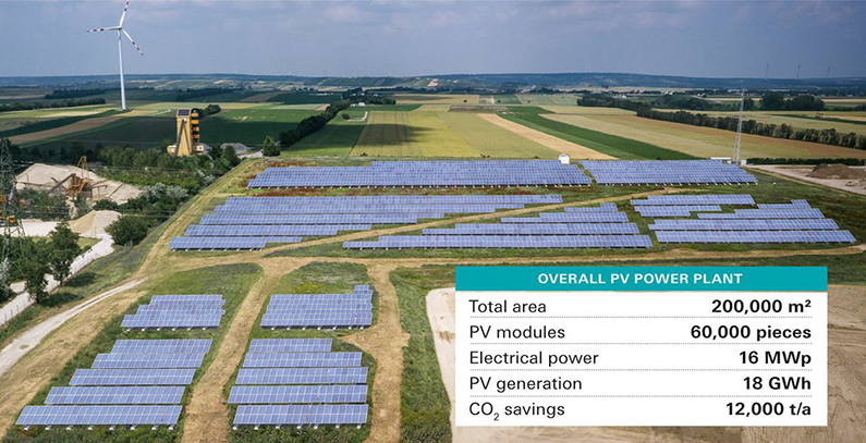 Oil company OMV to build Austria's largest PV plant