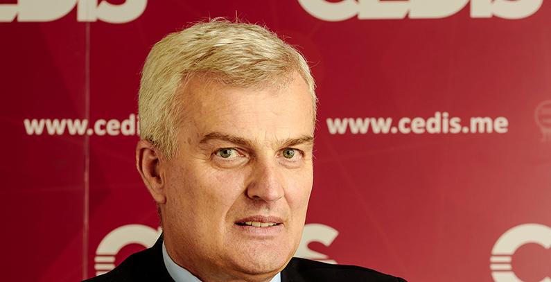 Miodrag Čanović remains Chairman of CEDIS Board of Directors