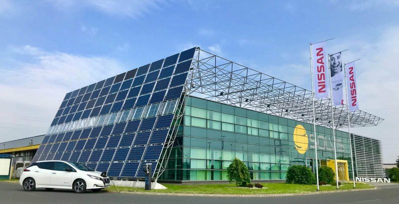 solar cladding plant Croatia