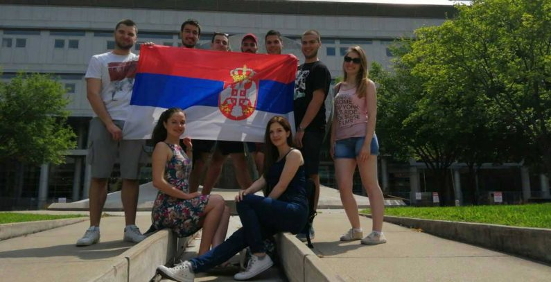 Serbia's H-Bridges win world's leading student competition with cutting-edge e-bike drive