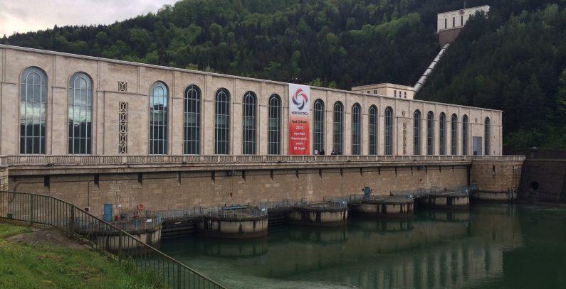 Hidroelectrica CEZ