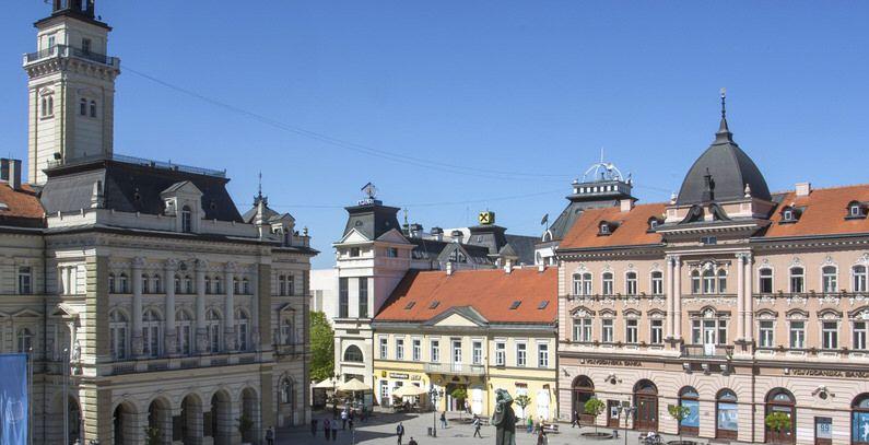Novi Sad to get EUR 300,000 grant for Green City Action Plan