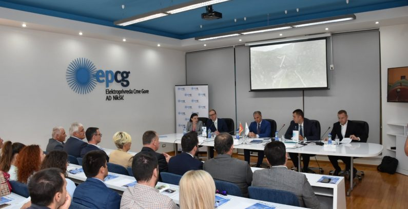 EPCG, KfW ink EUR 33 million loan for Phase II of HPP Perućica's reconstruction
