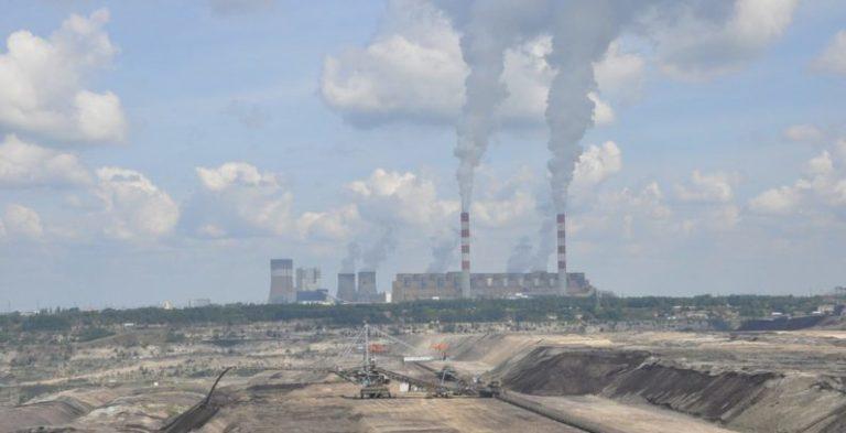 Greece coal power plants