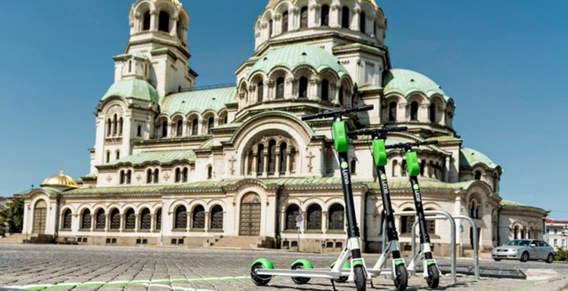 Sofia gets first electric scooter rental company