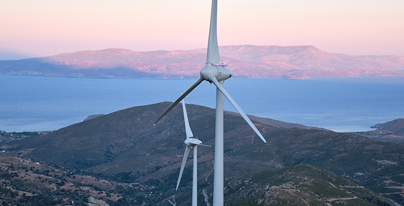 Enel inaugurates Kafireas wind farm complex, largest in Greece