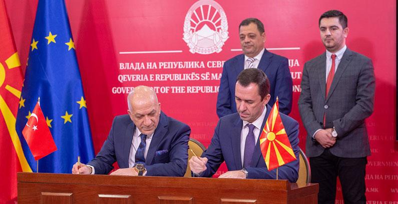 ESM, Girişim sign deal for 10 MW Oslomej PV plant in North Macedonia
