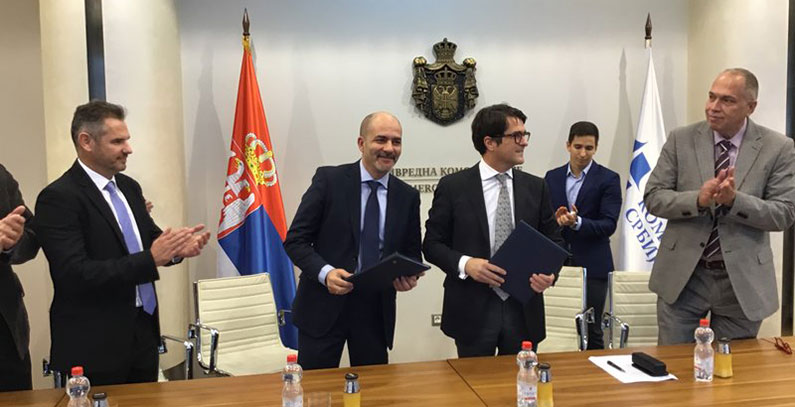 Spain's Navitacum signs an agreement on solar power plants in Serbia