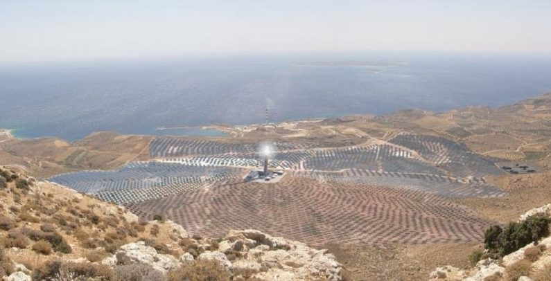 China wants in on Crete power link, joins Minos solar project