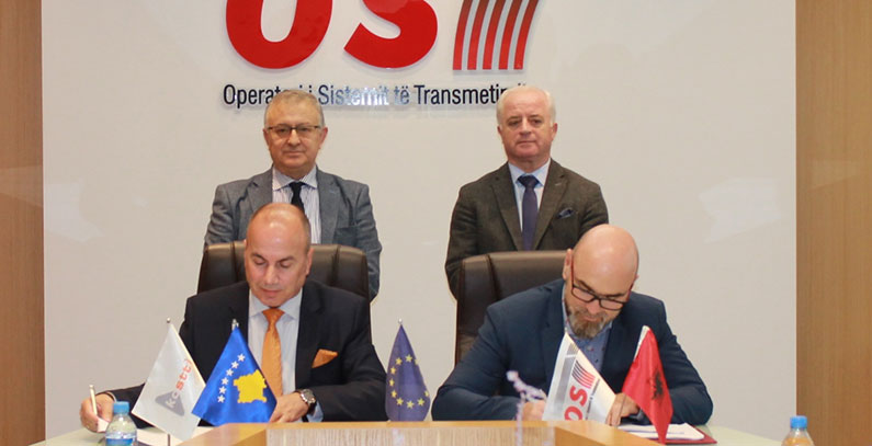 KOSTT, OST sign deal to establish Kosovo-Albania regulatory bloc