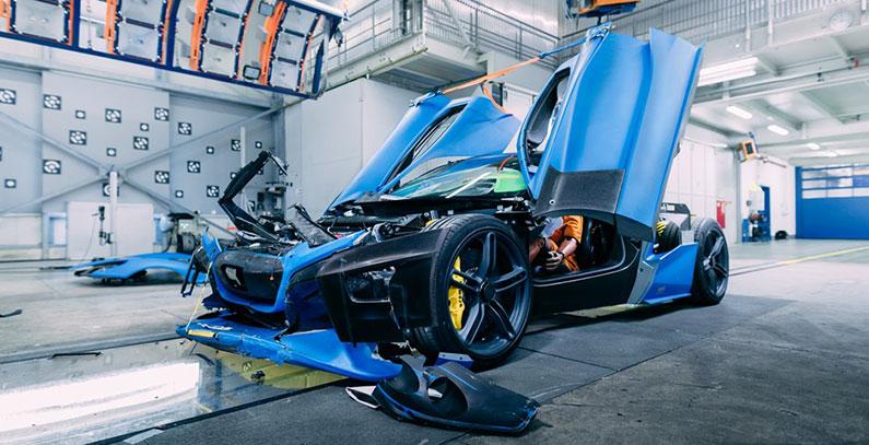 Rimac Automobili to develop Hyper E-Car Lab in Slovenia