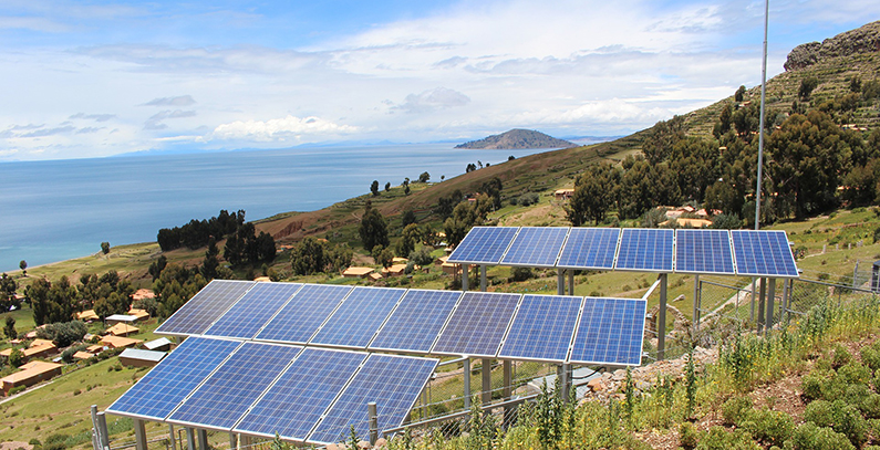 Solar power plant of 3.5 MW in Croatia's Vis island nearly completed