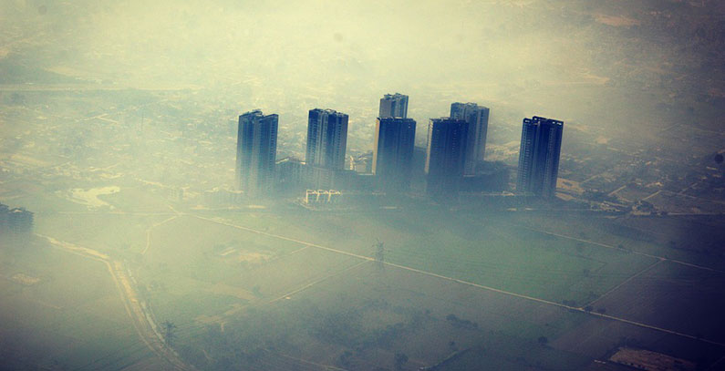 Citizens of Serbia breathe polluted air – particle pollution several times higher than allowed