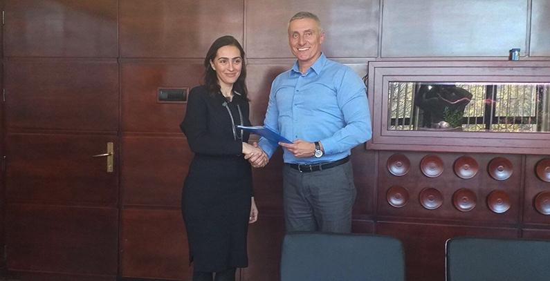 Resalta to run heating in S. Mitrovica Penitentiary, retrofit system