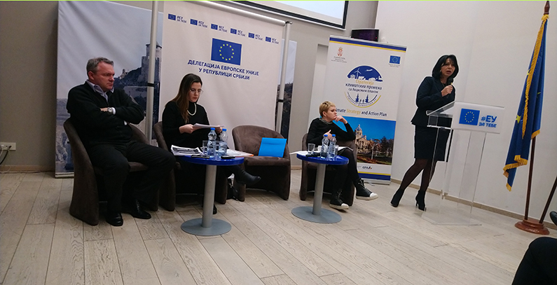 Low carbon development strategy aims to boost Serbia's competitiveness