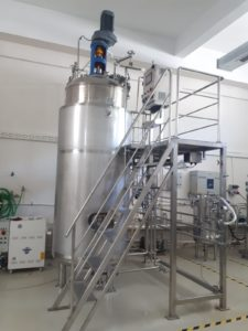 Episome Biotechnologies waste paper sludge processing