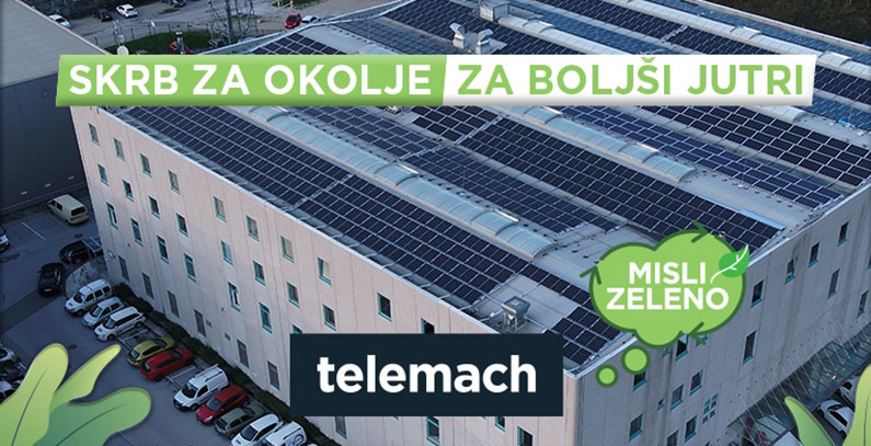GEN-I installs rooftop solar PV plant for Telemach in Slovenia