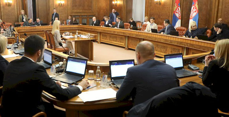 Serbian government adopts Chapter 27 negotiating position