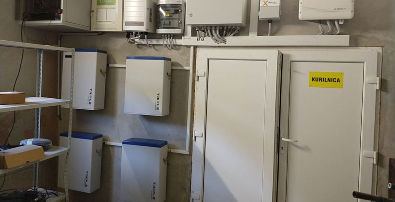 Luče in Slovenia gets power storage in EU-backed project