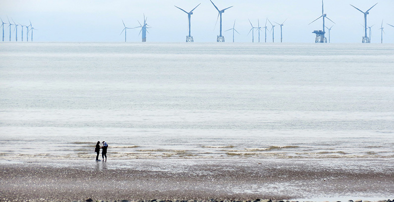 EU wind power Green Deal terms