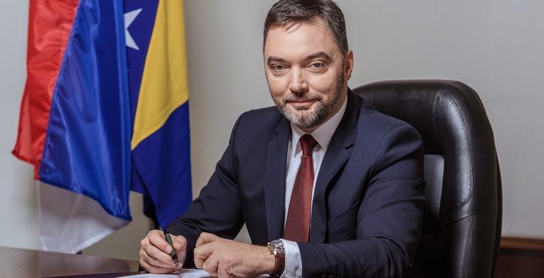 Stasa Kosarac interview SET 2020 summit Trebinje