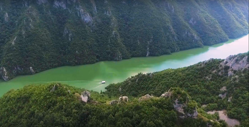 natural assets of Srpska documentary Protected Heritage