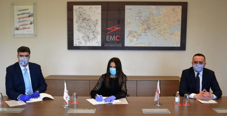 Kragujevac-Kraljevo transmission line contract signed; works to start in one month
