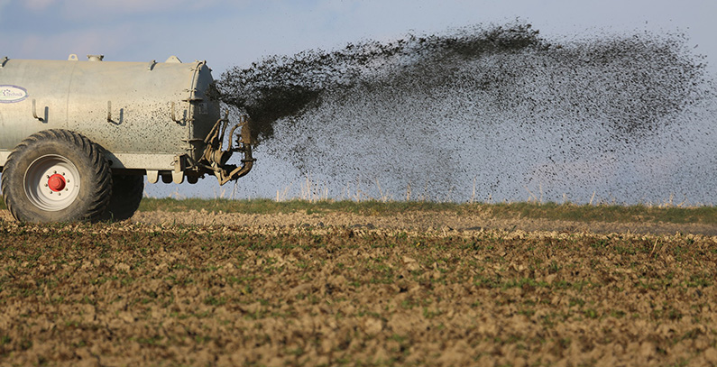 EU court fines Greece over pollution of water with agricultural nitrates