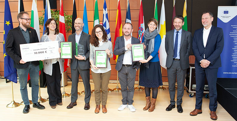 Apply for 2020 Transformative Action Award, win EUR 10,000