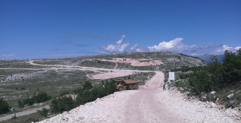EPBiH starts construction of 48 MW wind park Podveležje