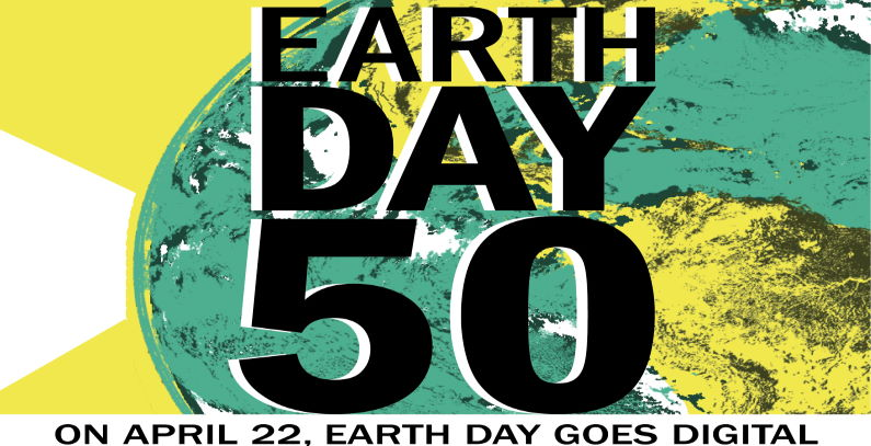 Earth Day goes digital, individual