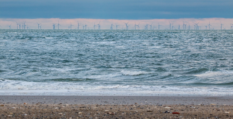 Hidroelectrica first offshore wind park Black Sea