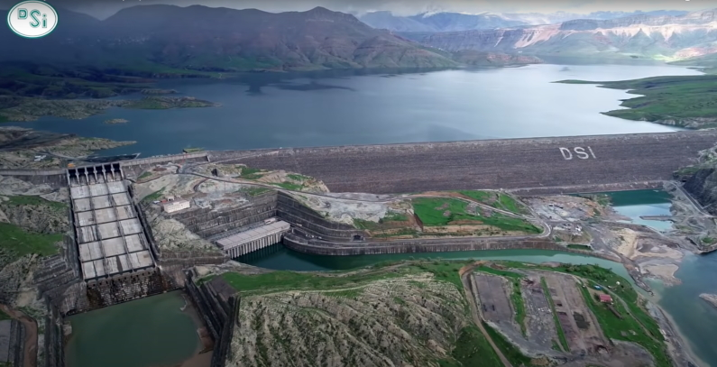 Turkey to launch production at 1.2 GW hydropower plant on Tigris