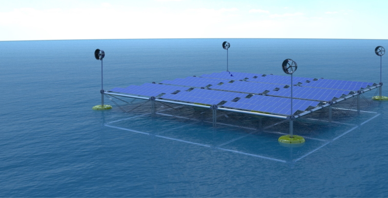 Investors floating solar, hybrid Greece