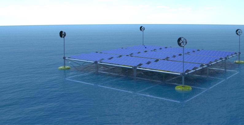 Investors eyeing potential for floating solar, hybrid plants in Greece