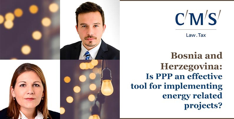 Is PPP an effective tool for implementing energy related projects?