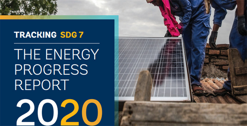 Energy Progress Report: SDG7 is not to be reached by 2030