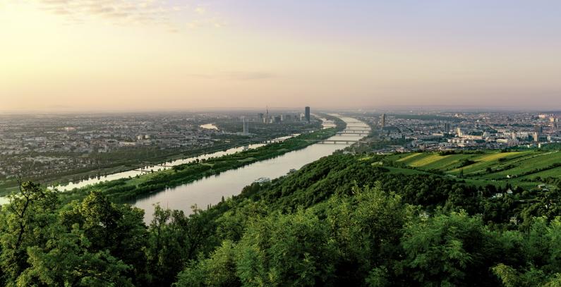 Vienna greenest city in the world