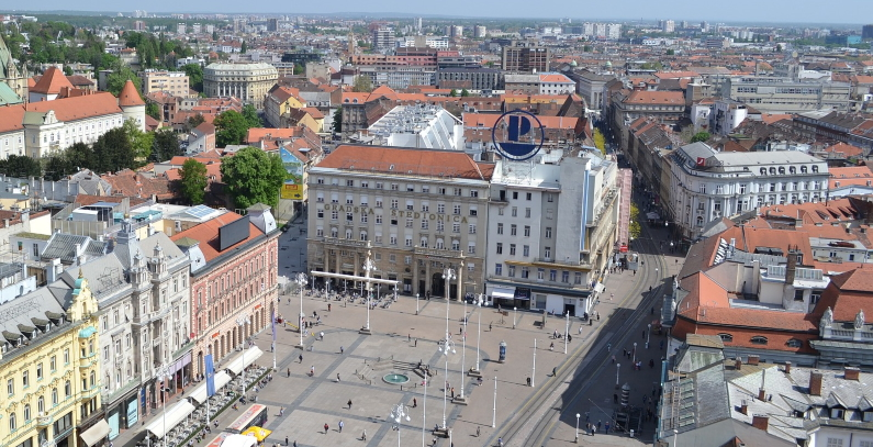 Priorities in Zagreb city center's energy transition – Development vision after 2020 earthquake