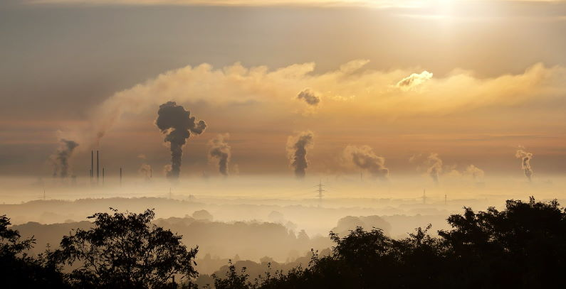 Carbon emissions dip with coronavirus but climate change isn't going away