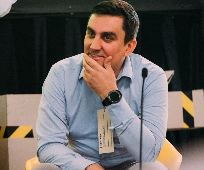 Circular economy principle Slobodan Perovic interview