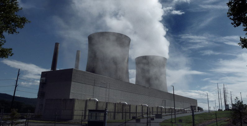 Climate targets gas coal power plants