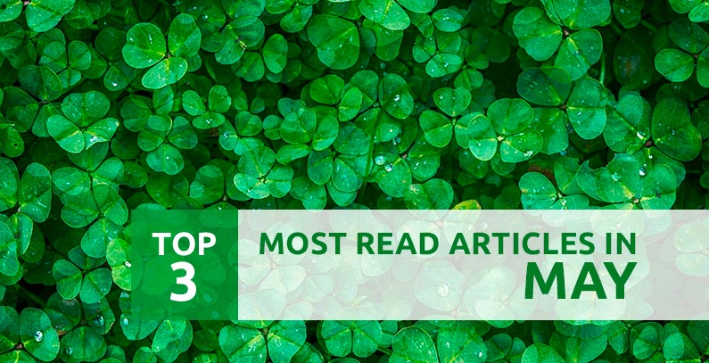 Most read in May