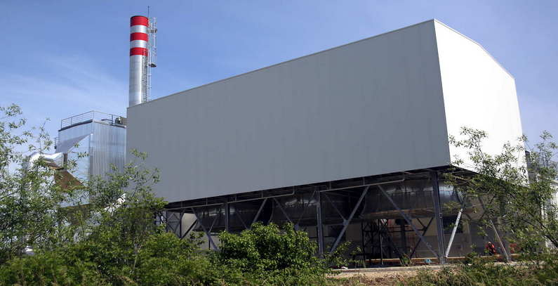 Cogeneration plant BE-TO Karlovac starts trial production