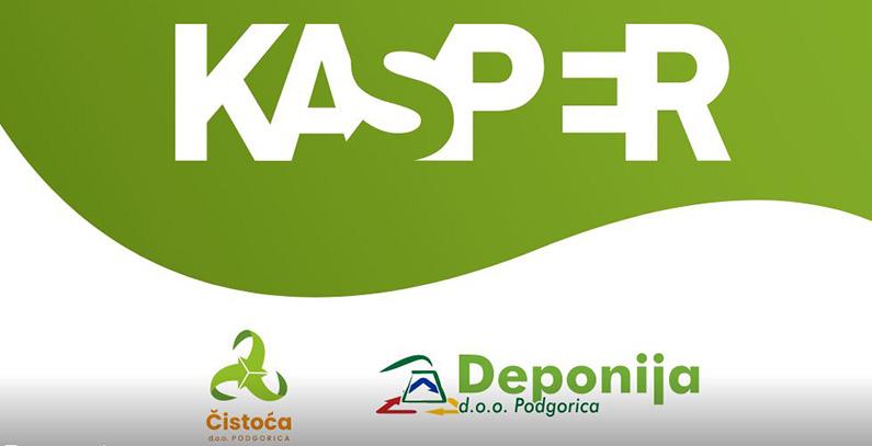 Citizens used Kasper application to report 138 illegal dumpsites in Podgorica